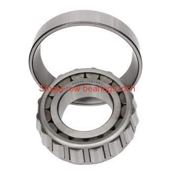 93825/93125 Single row bearings inch