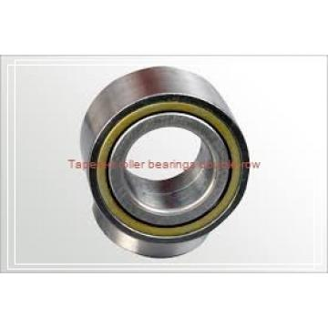 52401 52637D Tapered Roller bearings double-row