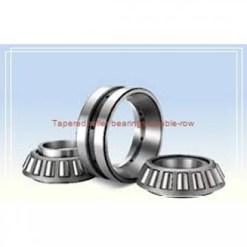 EE662303 663551CD Tapered Roller bearings double-row