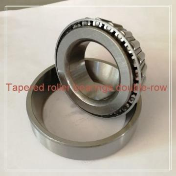 25584 25520D Tapered Roller bearings double-row