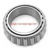 EE752305/752380 Single row bearings inch