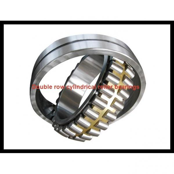 NNU4996 Double row cylindrical roller bearings #4 image