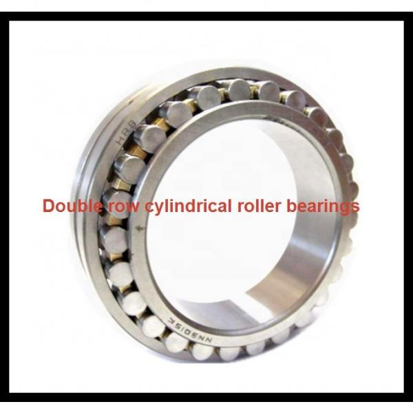 NNU40/710K Double row cylindrical roller bearings #1 image