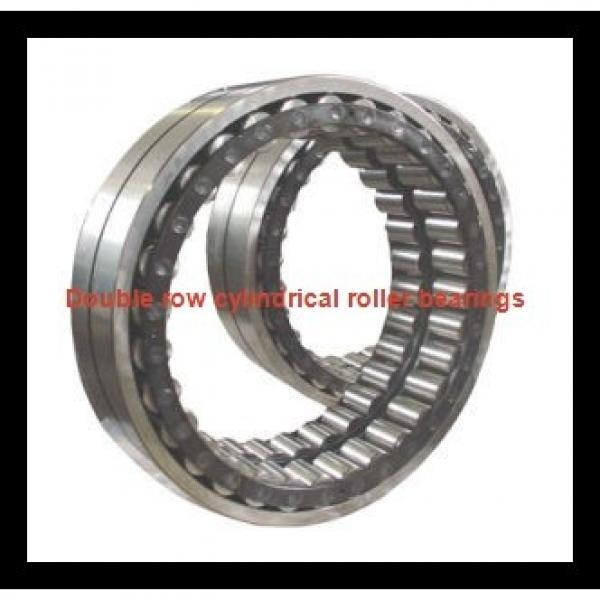 NNU40/710K Double row cylindrical roller bearings #4 image