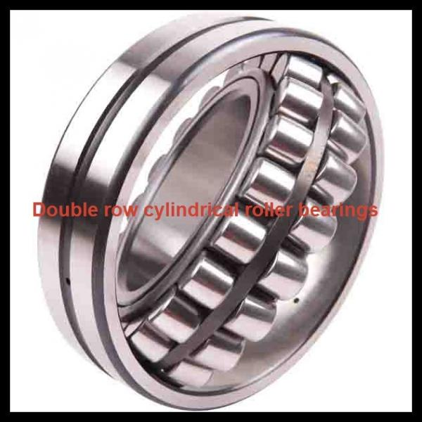 NNU4868K Double row cylindrical roller bearings #2 image