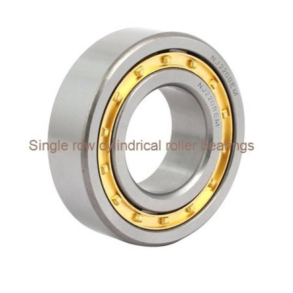 NU334M Single row cylindrical roller bearings #2 image