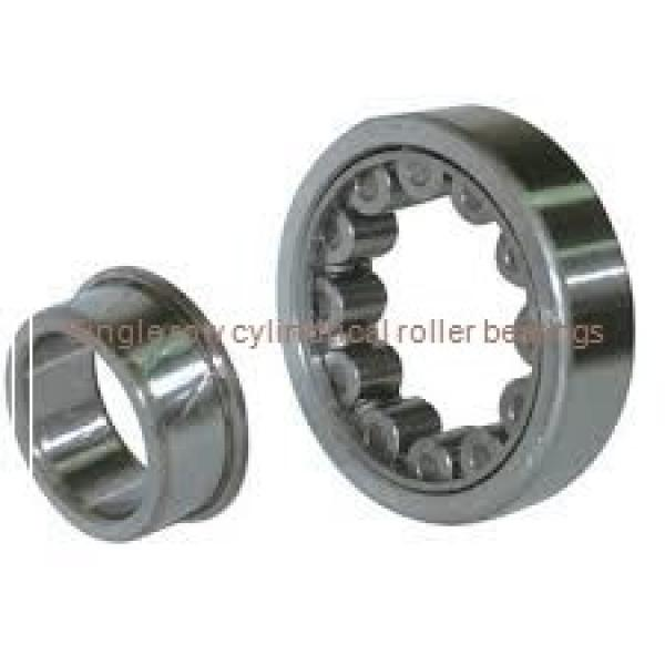 NU334M Single row cylindrical roller bearings #4 image