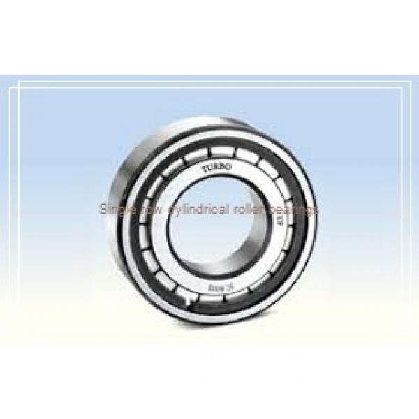 NU238EM Single row cylindrical roller bearings #3 image