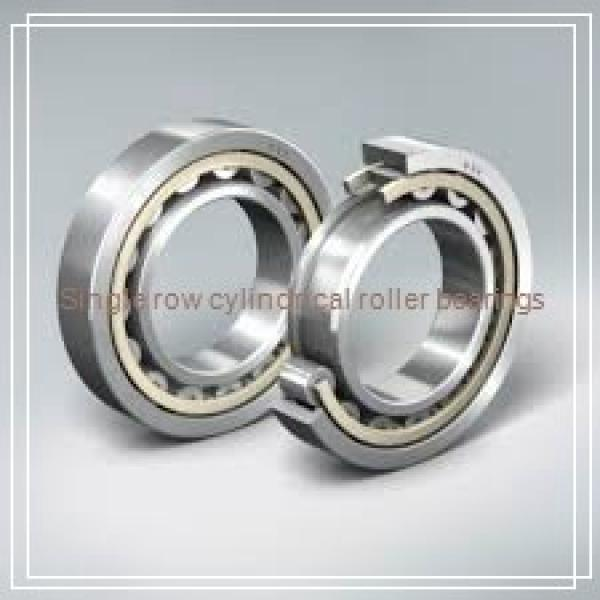 NU334M Single row cylindrical roller bearings #5 image