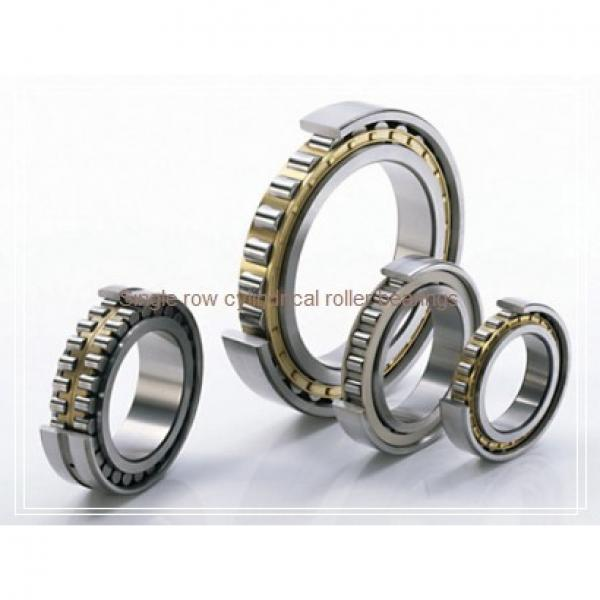 NU334M Single row cylindrical roller bearings #3 image