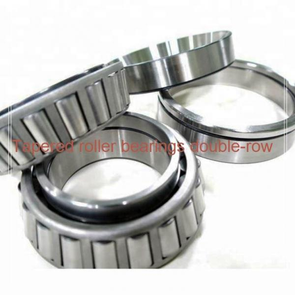 366 363D Tapered Roller bearings double-row #5 image